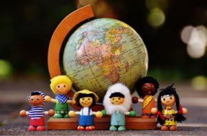 世界の子どもたち